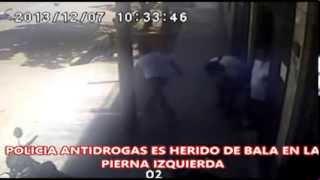 Pucallpa  Policía frustra robo y mata a delincuente