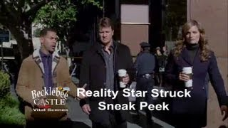 "Castle 5x14 ""reality Star Struck"" Sneak Peek 1"