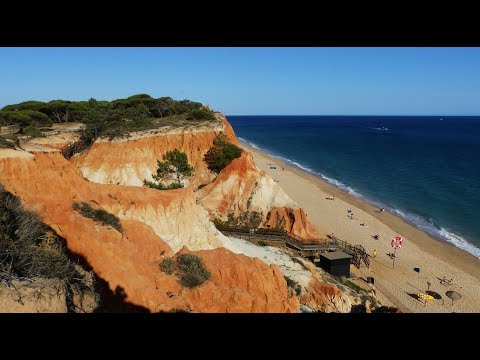 Olhos de Agua Albufeira The Algarve Portugal from YouTube · Duration:  9 minutes 24 seconds