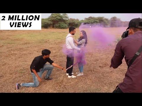 Unique Prewedding Photoshoot | Behind The Scenes | KOKA VLOGS