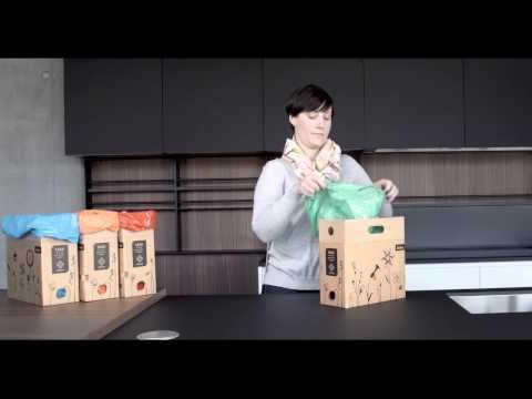 Kildeboksen - Genial søppelsortering