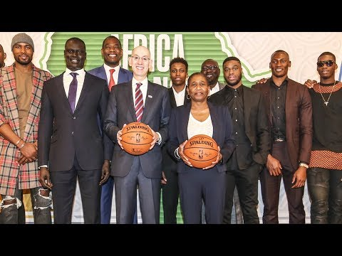 NBA Africa 2018 Rosters! Team Africa vs Team World