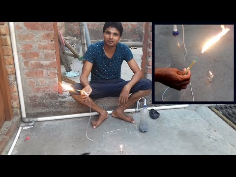 Reaction Of Water And Calcium Carbide