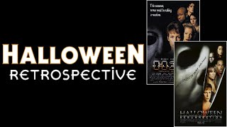 Хэллоуин. Ретроспектива №4 - Хэллоуин: 20 лет спустя / Воскрешение