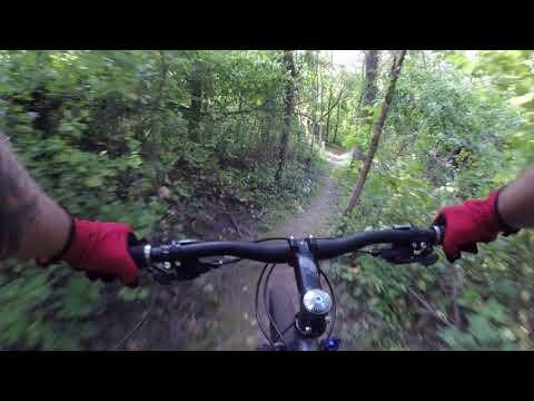 Creekside & Mr. Zig Zag | MOMBA - Huffman Park | Dayton, OH