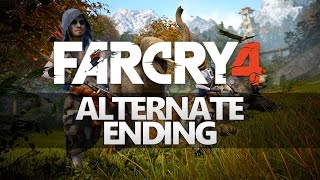 Far Cry 4 Finished In 15 Minutes! (far Cry 4 Alternative Ending)