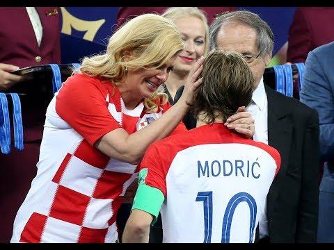 عنها في نصف ساعة: كيف وصفت مواقع التواصل الاجتماعي رئيسة كرواتيا؟  - 19:21-2018 / 7 / 16