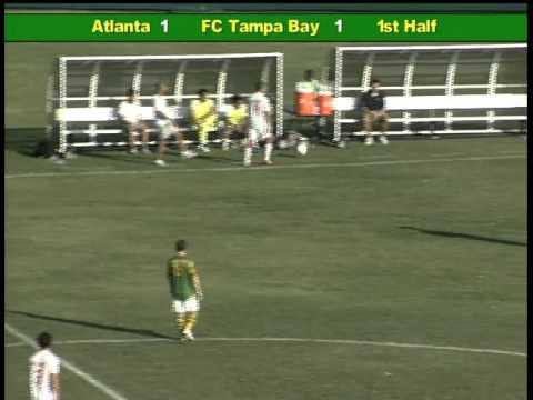 Warren Ukah - FC Tampa Bay vs. Atlanta Silverbacks - June 12, 2011- Full Game