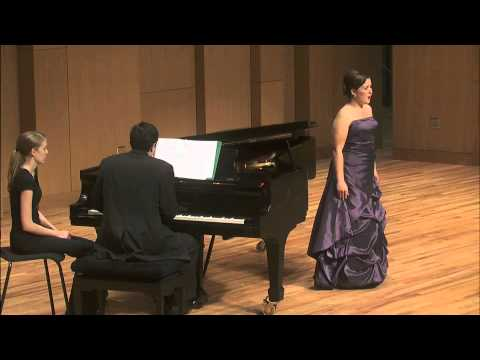 Master's Degree Recital: Lindsey Rae Johnson