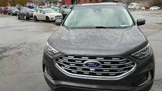2019 Ford Edge Titanium for sale pg606