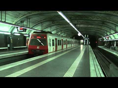 Barcelona Metro: FGC (Ferrocarrils De La Generalitat De Catalunya)