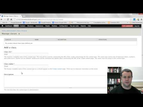 How to Create Event Registrations with Drupal 7 and Ubercart - Advanced Ubercart Sites #8