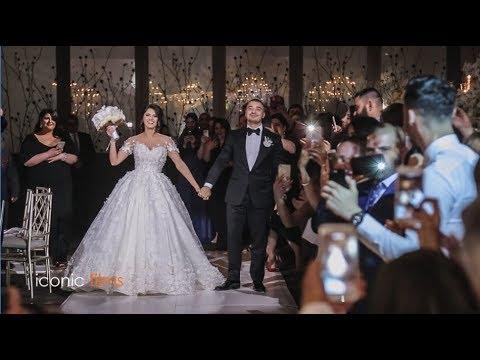GREEK AND LEBANESE MIXED WEDDING ENTRY!