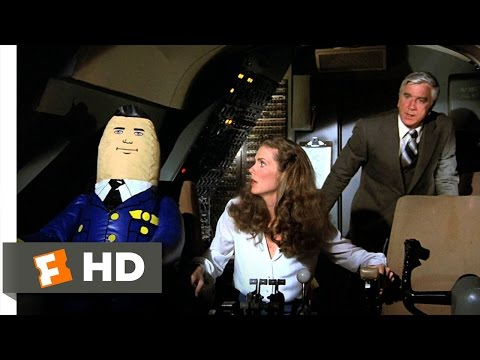 Airplane! (2/10) Movie CLIP - Automatic Pilot (1980) HD
