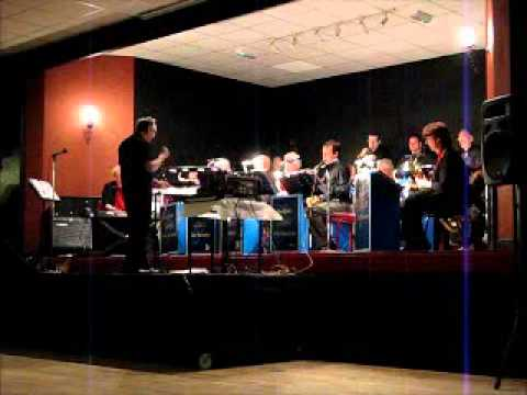 The Belfast Jazz Orchestra Play 'Lester Leaps In'