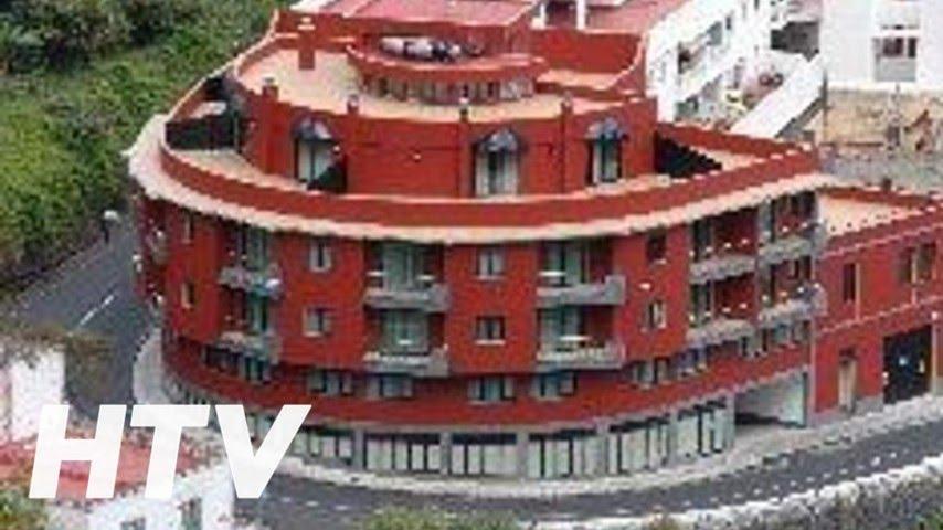Aparthotel El Galeón en Santa Cruz de la Palma - YouTube