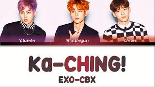 Cover images EXO-CBX - Ka-CHING! Lyrics Sub español + Eng + Rom + Han [Color Coded Lyrics]
