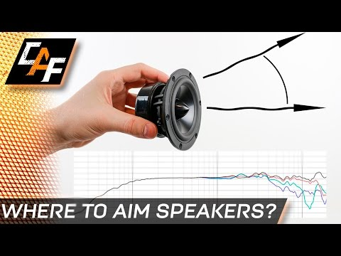 Aim Speakers for BETTER Sound - On / Off Axis Response - CarAudioFabrication