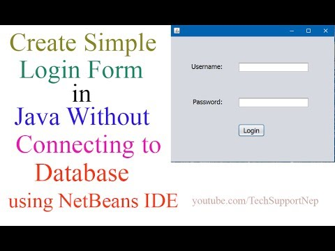 how to get password java