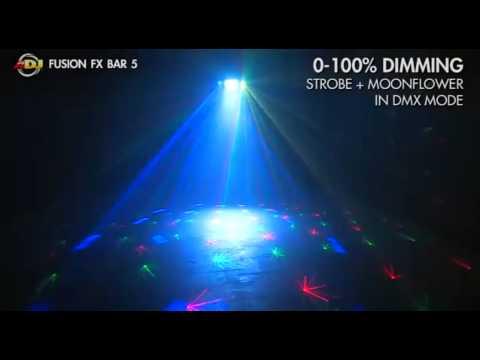 American DJ Lighting Fusion FX Bar @ JB Hi-Fi