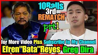 Prt 1 Efren'Bata'Reyes Vs Greg Dira  3rd REMATCH  EXHIBITION MATCH 55K R19 @SUBIC,ZAMBALES