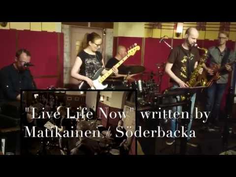 Soul What? Feat. Joonatan Rautio - Live Life Now, Helsinki 2016
