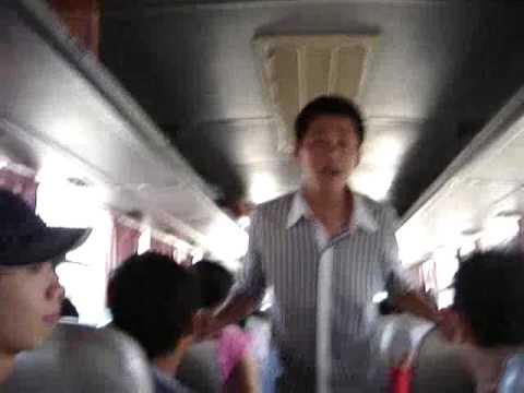 Mr Heo sinh hoat tren xe - Phan Ngoc Hien Onine Tu Thien