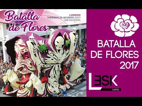 Batalla de Flores Laredo  2017 | 108 Edición