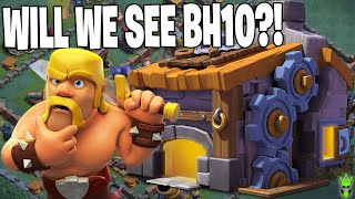 WILL THERE BE A BUILDER HALL UPDATE? - Clash of Clans