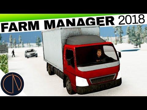Farm Manager 2018 | THE MILK MAN (#3)
