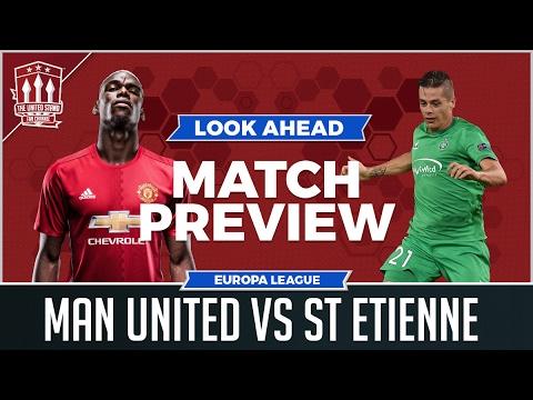 Pogba vs Pogba! Manchester United vs AS Saint-Étienne EUROPA LEAGUE PREVIEW