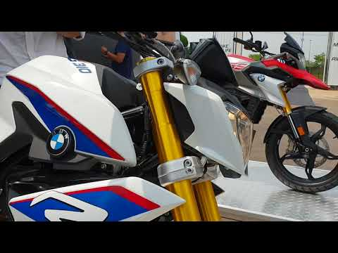 All-new BMW G 310 R and BMW G 310 GS launched