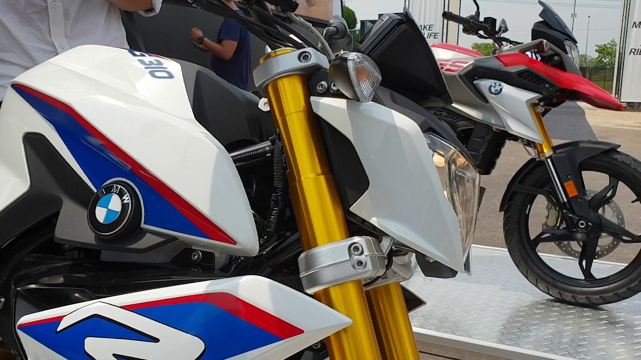 Bmw G 310 R G 310 Gs Launch Price Motown India Youtube