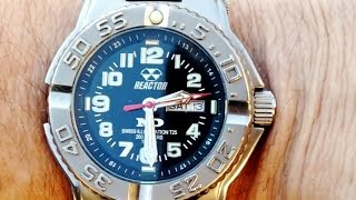 Reactor Trident Titanium After 2 Years