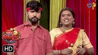 Adhire Abhinay Performance | Jabardasth |  28th June 2018 | ETV  Telugu