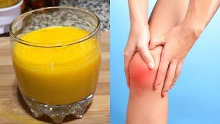 Suco Para Dores No Joelho, Inflamação, Artrites, Articulações E Cartilagens