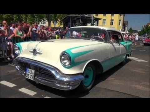 Rheinbach Classics 2013 | Oldtimer Korso | Classic Car Parade