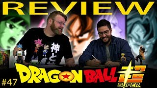 Dragon Ball Super [English Dub] REVIEW!! Episode 47