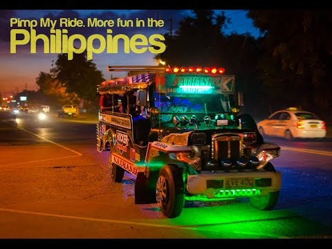 Public Transport in The Philippines