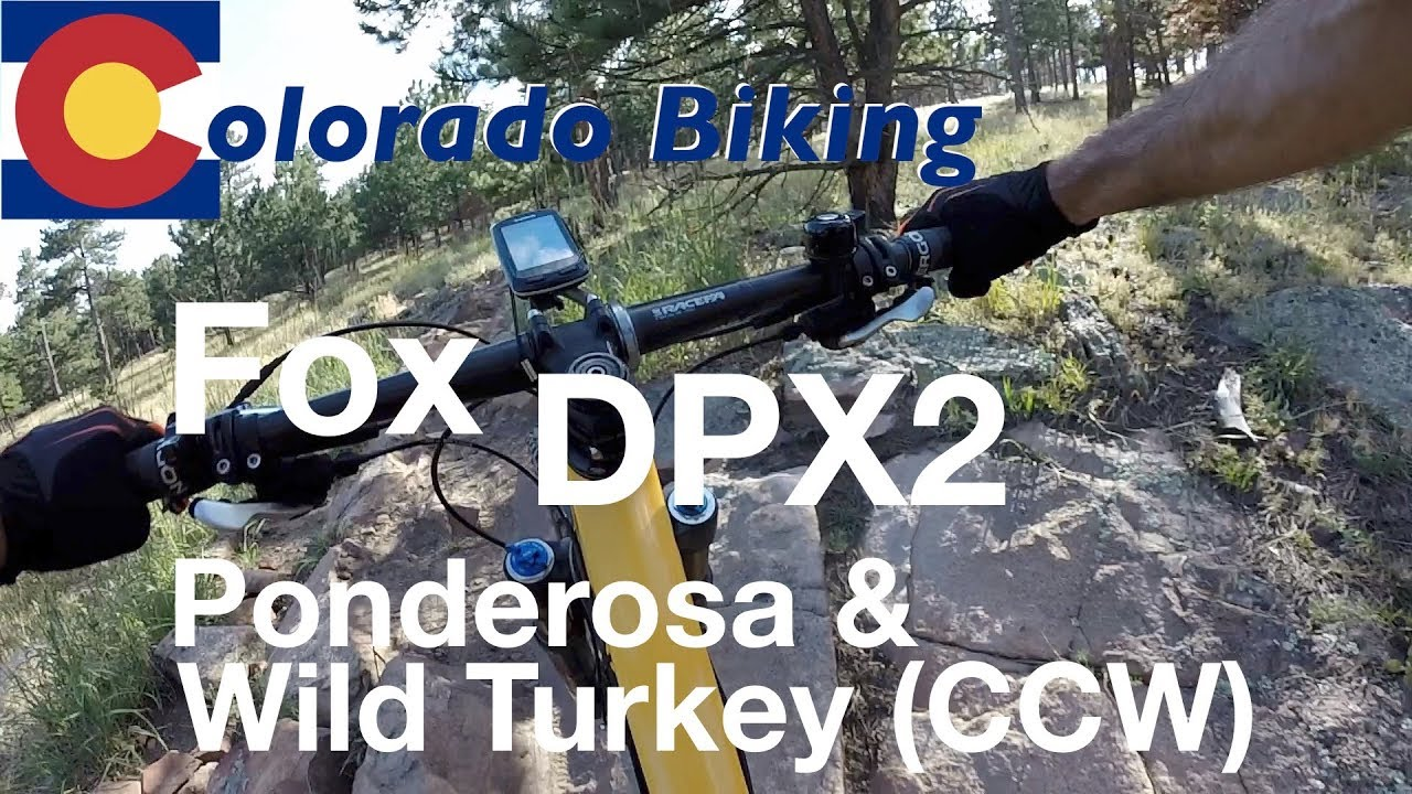 Fox DPX2 Review | Counter Clockwise on Ponderosa and Wild