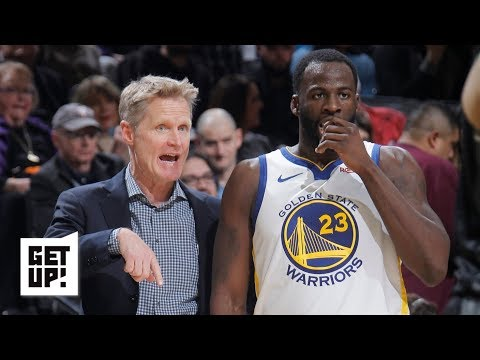 Draymond Green on thin ice with Steve Kerr - Get Up!