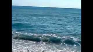 ビーチボーイズロケ地。布良海岸です。遊泳は危険なのでやめましょう。