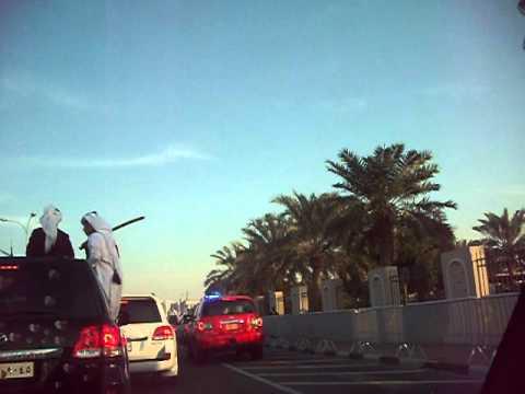 KISHWAR AND NASIR ON 18 DECEMBER IN DOHA QATAR