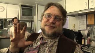 Sunny Behind the Scenes: Guillermo del Toro as Pappy McPoyle