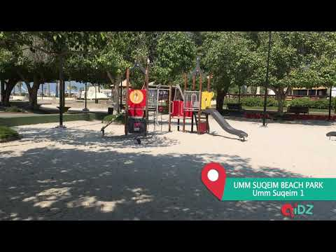 Umm Suqeim Beach Park | QiDZ | Outdoor Fun for Kids | Parks, Playground & Picnics in Dubai
