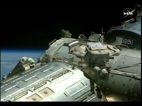 FULL COVERAGE - ISS Expedition 42 - US Spacewalk #29 - February 21, 2015