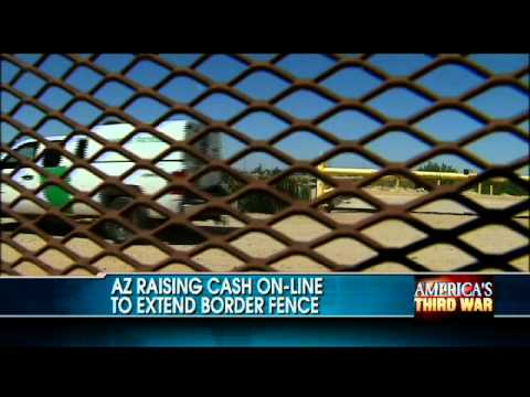 AZ Raising Cash to Extend the Border Fence