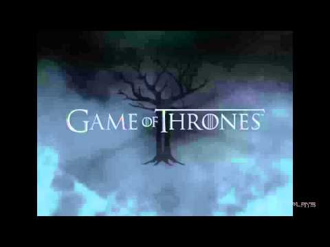 Game of thrones a telltale games series саундтреки