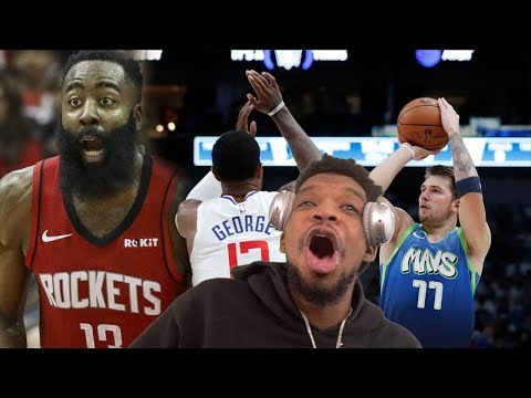 SOMEONE NEEDS TO STOP THIS! Dallas Mavericks vs Rockets & Clippers - Full Game Highlights