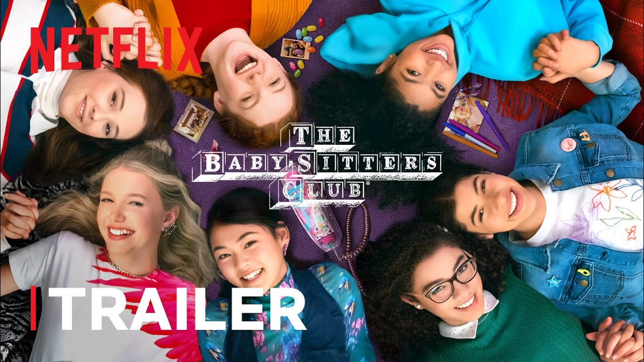 Download The Baby-Sitters Club Season 2 | Official Trailer | Netflix Futures